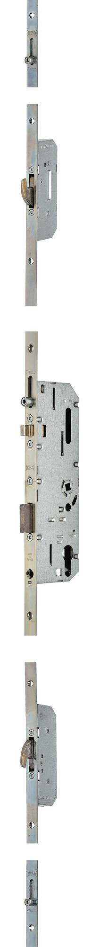 VACHETTE Serrure 4 points série 20215 automatique L2150 Têtière 18mm Axe 50mm - VACHETTE - 26770000