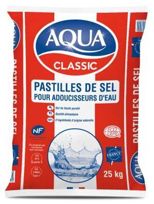 LES SALINS DU MIDI Sel adoucisseur Aqua Classic - SALINS DU MIDI - 116656