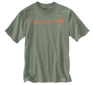 CARHARTT T-shirt manches courtes CORE LOGO taille M vert clair - CARHARTT - 103361