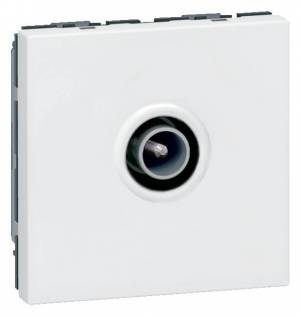 LEGRAND Prise TV simple MOSAIC diamètre 9,52mm mâle - LEGRAND - 078782