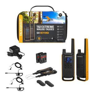 MOTOROLA Talkie walkie Motorola T80 Extreme Twin Jaune - MOTOROLA - B8P00810YDEMAG