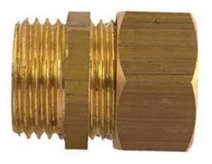 GARIS SANITAIRE Raccord biconique simple M12/17 Ø 12 Ecrou 3/8 - GARIS - D270029