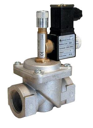 WATTS INDUSTRIES Electrovanne gaz manuel 1 1/4 FF - WATTS - 22EV32
