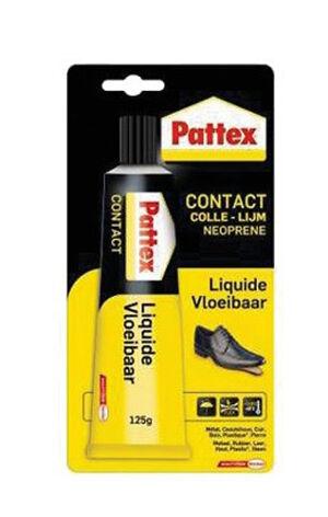 Pattex Colle contact liquide étui de 125 g - PATTEX - 1563699
