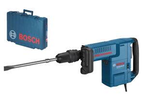 BOSCH Marteau-piqueur SDS-Max GSH 11E 1500 W en coffret standard - BOSCH - 0611316703
