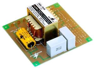 Monacor DNL-1245 Filtre 2 voies, 8 Ω - Répartiteurs de fréquence