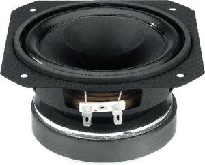 Monacor SPH-68X/AD Haut-parleur large-bande, bicône, 60 WMAX, 8 Ω - Haut-parleurs large bande hi-fi