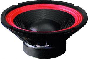 Monacor SP-165PA Haut-parleur de grave-médium, 100 WMAX, 8 Ω - Haut-parleurs médiums PA