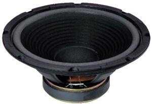 Monacor SP-300P Haut-parleur de grave, 200 WMAX, 8 Ω - PA woofers