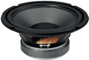 Monacor SPH-255 Haut-parleur de grave Hi-Fi, 120 WMAX, 8 Ω - Haut-parleurs de basses hi-fi