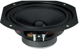 Monacor SPH-175 Haut-parleur de grave-médium Hi-Fi, 100 WMAX, 8 Ω - Haut-parleurs hi-fi au niveau des basses et des moyens