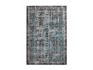 BOBOCHIC Tapis poils courts MARIKA motif oriental