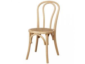 BOBOCHIC Chaise de table MONTMARTRE en bois Bois naturel