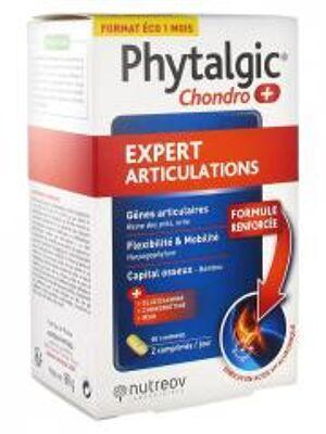 Nutreov Phytalgic Chondro+ Expert Articulations 60 Comprimés - Boîte 60 comprimés