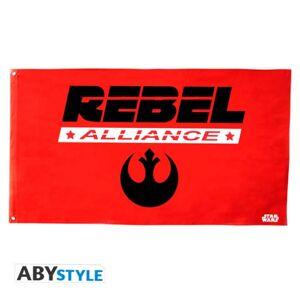 Abysse Corp STAR WARS - Drapeau Rebels (70x120)