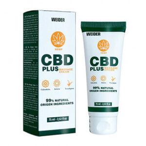Weider CBD Plus Weider Crème de massage 75ml