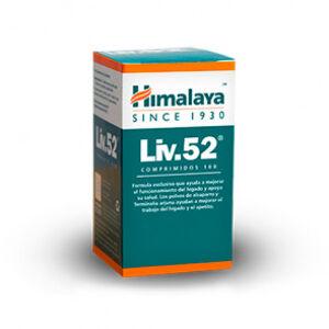 Himalaya Herbals Protecteur du foie Liv-52 Himalaya 100 comprimés