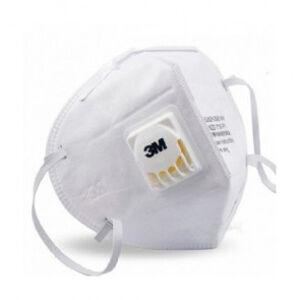 OutletSalud Masque avec filtre actif et valve 3M mod. 9010V N95 standard