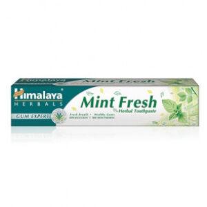 Himalaya Herbals Dentifrice Gel Mint Fresh Himalaya Herbals 75g