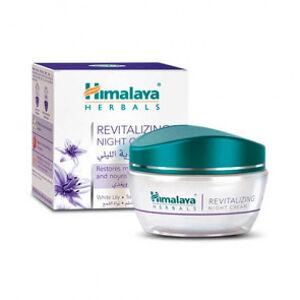 Himalaya Herbals Crème de nuit revitalisante himalayenne 50ml