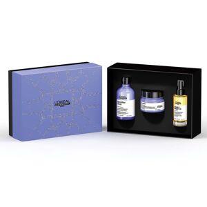 L'Oréal Professionnel Blondifier Coffret Trio Blondifier 300 ml + 250 ml+ 90 ml