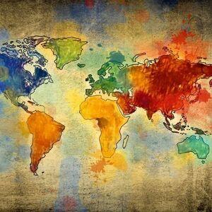 HOMEMANIA Tableau Monde