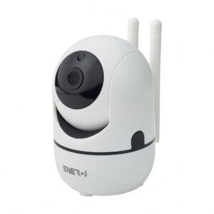 Brico Privé Caméra connectée 360° - 960p - audio double sens - détecteur de mouvement