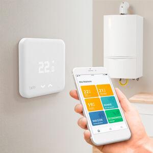Brico Privé Thermostat connecté et intelligent filaire TADO - kit de démarrage V3+