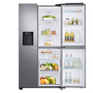 Samsung Réfrigérateur américain SAMSUNG - 629 L - 3 portes - no frost - inox