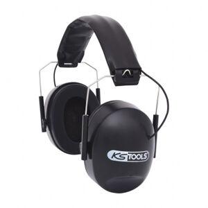 Ks Tools Casque anti-bruit électronique KS TOOLS - 85 dB - noir