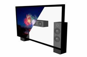 LUMENE MOVIE PALACE UHD 4K Acoustic 270C (16:9)