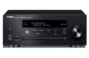 YAMAHA MusicCast CRX-N470D Noir