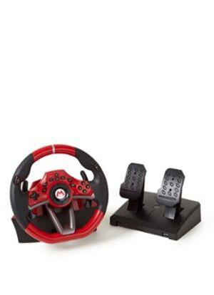 Nintendo Volant de course Hori Mario Kart Racing Pro Deluxe - Nintendo Switch