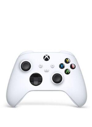 Xbox Manette sans fil Xbox - Standard - Robot White