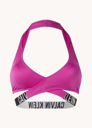 Calvin Klein Haut de bikini licou rembourré Intense Power
