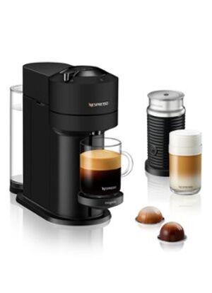 Magimix Machine Nespresso Vertuo Next et mousseur à lait Aeroccino 11719