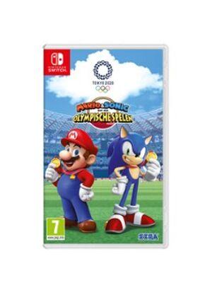 Nintendo Mario & Sonic sur le jeu olympique - Nintendo Switch
