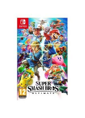 Nintendo Jeu Super Smash Bros Ultimate - Nintendo Switch