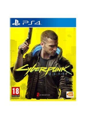 Bandai Namco Cyberpunk 2077 - Day One Edition Game - PS4