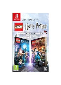 Warner Bros LEGO Harry Potter Years 1-7Collection - Nintendo Switch