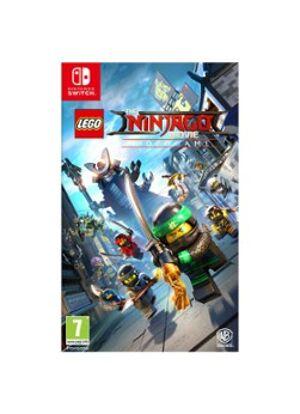 Warner Bros LEGO Ninjago Movie - Nintendo Switch