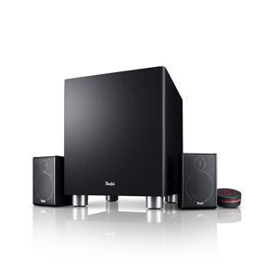 Teufel Concept C 2.1, système audio pour PC avec Bluetooth, noir - noir