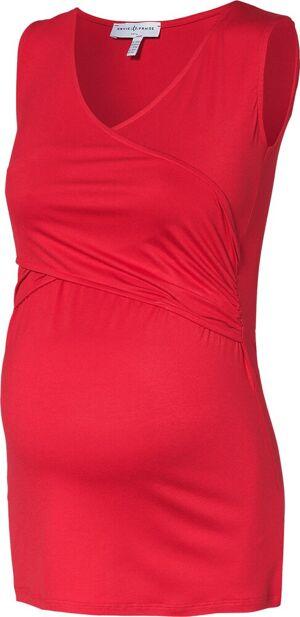Envie de Fraise Haut 'Fiona'  - Rouge - Taille: M-L - female