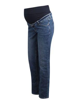 Esprit Jean 'OTB'  - Bleu - Taille: 34 - female