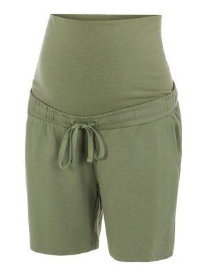 MAMALICIOUS Pantalon  - Vert - Taille: XL - female