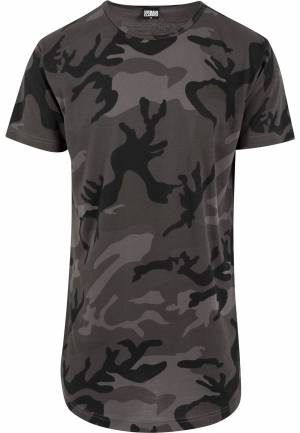 Urban Classics T-Shirt  - Gris - Taille: S - male