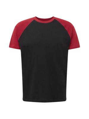 Urban Classics T-Shirt  - Rouge - Taille: L - male