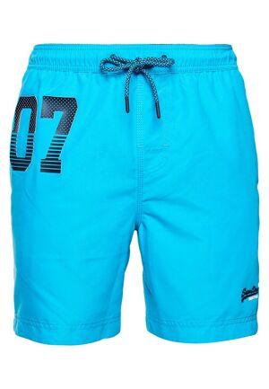 Superdry Shorts de bain  - Bleu - Taille: M - male