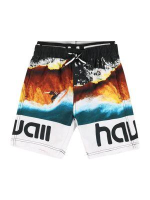 Molo Shorts de bain 'Neal'  - MéLange De Couleurs - Taille: 98-104 - boy