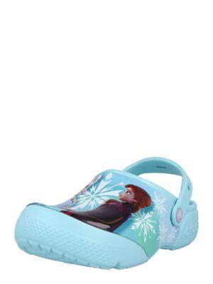 Crocs Sandales 'Disney Frozen II'  - Bleu - Taille: C6 - girl